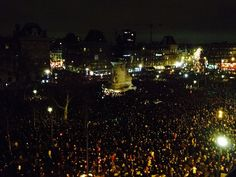 Rassemblement à Paris - Le Monde - Q. Dangles