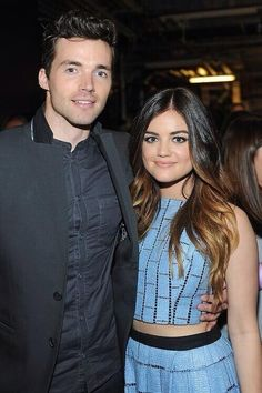 Pll cast members dating