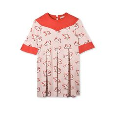 Shop the Bessie Swan Print Dress by Stella Mccartney Kids at the official online store. Discover all product information.