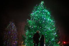 Newtown Is 'Still So Raw,' Five Years After Massacre John Trump, Tree Lighting, Ny Times, Christmas Tree, Holiday Decor, Pictures, Photographs, December, Public