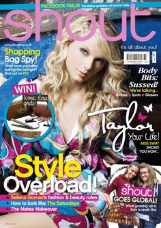 Issue 479: Taylor Swift