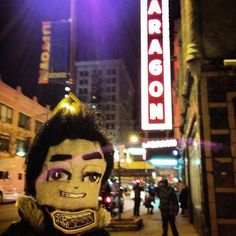 Looked liked a wild night @ #aragonballroom #chicago #uptownchicago #lilAL @djasiatic