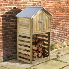 Find the perfect garden storage solution for all your garden equipment including tool stores, bin stores, log stores, bike stores and more.