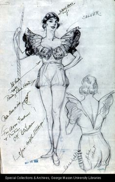costume  design retro