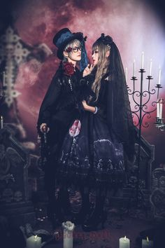 My-Lolita-Dress Official Lolita Goth, Gothic Lolita Fashion, Lolita Dress, Harajuku Fashion, Kawaii Fashion, Blonde Goth, Broken Doll, Lolita Cosplay, Victorian Goth