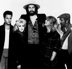 Fleetwood Mac are a British-American rock band formed in 1967 in London. Due to numerous line-up changes, the only original member present in the band is its namesake, drummer Mick Fleetwood. Wikipedia Rock and Roll Hall of Fame induction 1998 Fleetwood Mac Music, Stevie Nicks Fleetwood Mac, Classic Rock And Roll, Rock N Roll, Music Love, Music Is Life, Great Bands, Cool Bands, John Mcvie