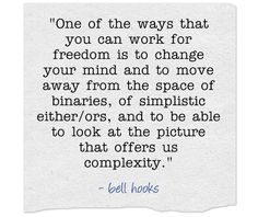 Bell Hooks, Change,     www.compassionateessentials.com