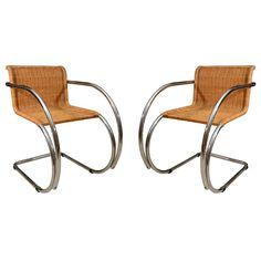 Mies van der Rohe MR Chairs