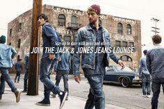 Jack Jones Denim And Lace, Photography Branding, Jack Jones, International Brands, Summer Looks, Menswear, Mens Fashion, My Style, Jeans