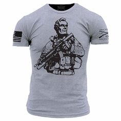 Show details for Grunt Style - Tactical Lincoln T-Shirt - GovX Exclusive