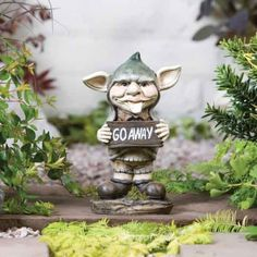 UK leading supplier of indoor and outdoor water features and fountains. Over water features, free delivery on orders over Garden Of Eden, Gnome Garden, Outdoor Water Features, Going Away, Beautiful Gardens, Troll, Gnomes, Garden Sculpture, The Outsiders