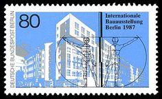Soziale Struktur wahren:  http://d-b-z.de/web/2012/09/28/soziale-struktur-wahren-hardt-waltherr-hamer-internationale-bauausstellung-berlin-1987-briefmarke/