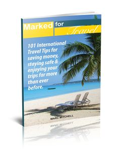 Marked for Travel – Guest Author for the Month of March 2013 | netcreations