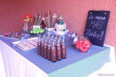 Fiesta de Jorge. Mesa dulce