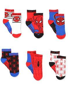 Avengers White Superhero Baby Toddler 3 pack Gripper Athletic Socks 12-24M