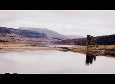Scottish Castle, Northern Most HIghlands