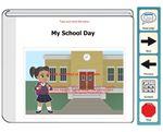 My School Day: Book