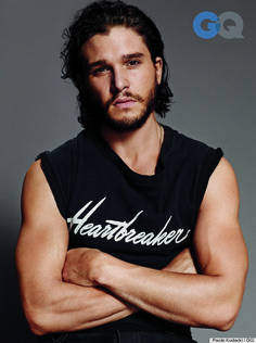 kit harrington | kit harrington @Isabelle Choi Pena