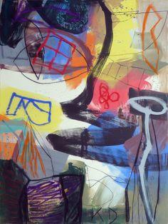 Septembre 2010, 260 x 195 cm