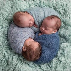 "(@babies) on Instagram: ""Adorable @triplet_mum @babies"""