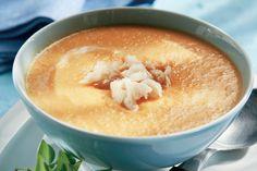 Ψαρόσουπα βελουτέ με ροφό | ΜΑΜΑ ΠΕΙΝΑΩ