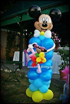 balloon mickey