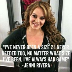 jenni rivera a mexican singer 1969-2012