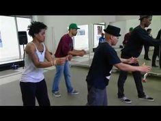 Dansen met Do: Popping/Robot - YouTube