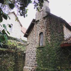 Stone Church in KodaiKanal, India.  StoneHouse Artifacts.