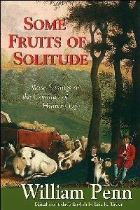 Some Fruit's of Solitude