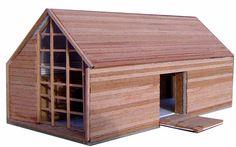 Casa Galpon - Cazu Zegers - Tecno Haus Shed, Outdoor Structures, Fresca, Tecno, Image, Google, Inspiration, Ideas, Prefab Homes