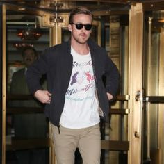 Ryan Gosling′s emotional connection to screen son