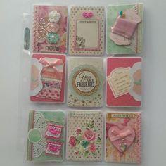 Pocket Letters ❤ Pretty in Pink Pocket Letter