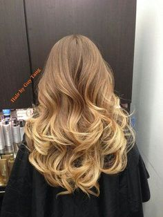 current obsession // Balayage Ombre - heartthejourney.com