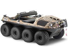 Argo 8×8 750HDi Amphibious Vehicle
