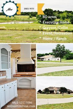 Debra Pettit Real Estate Follow on Facebook @ www.facebook.com/sellnorthtexas.debrapettit 214.437.6965 North Texas quality living www.sellnorthtexas.com
