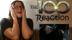 The 100 Stealing Fire 03x09 reaction video