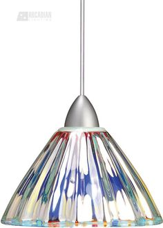South Shore Decorating: W.A.C. Lighting QP518-DIC Eden Modern / Contemporary Pendant Light WAC-QP518-DIC