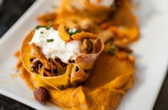 This recipe, Fall-n-Fire Wontons, was the 1st runner-up, created by Elizabeth Vestal.  #wonton  #sweetpotato
