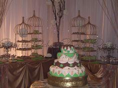 Pastel XV años en Mexicali F#1.54 / Sweet 16 cake