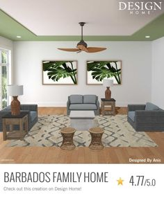 My Design, House Design, Home And Family, Contemporary, Table, Furniture, Home Decor, Decoration Home, Room Decor