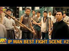 IP Man - Best Fight Scenes #2 : Wing Chun Kung Fu