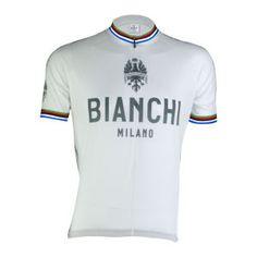 Bianchi Milano Celebrative Pride SS Cycling Jersey