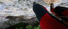 Falesia del Ginetto: in arrampicata sulle cime che incorniciano il Lago d'Iseo -
