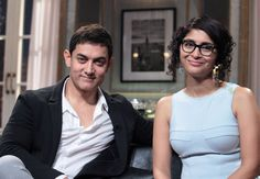 Don't miss to watch the episode of #KoffeewithKaran featuring #AamirKhan and #KiranRao together for the first time ever on national television!