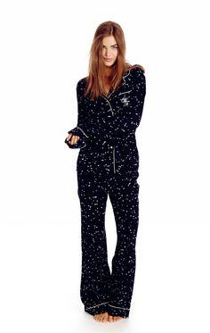 Wildfox Couture Wild Hearts Classic Pajama Set