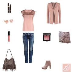 Easy Rose Quartz http://www.3compliments.de/outfit?id=129585280