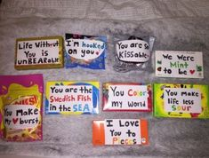 Candy puns gifts for him bday gifts for him, diy gifts for b Bday Gifts For Him, Bf Gifts, Birthday Gifts For Best Friend, Valentines For Best Friend, Cute Best Friend Gifts, Couple Gifts, Cute Boyfriend Gifts, Valentines Gifts For Boyfriend, Boyfriend Anniversary Gifts