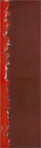 Barnett Newman, Untitled Number 3 (1949)