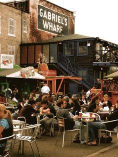 Gabriel's Wharf, London